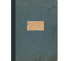 Giovanni Giacometti, Registro dei quadri, quaderno 1 (1894-1909), Faksimile 20150550