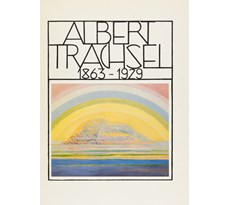 Albert Trachsel, 1863–1929 Albert Trachsel, 1863–1929