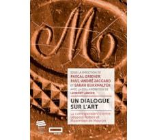 Un dialogue sur l'art. La correspondance entre Léopold Robert et Maximilien de Meuron 20200380