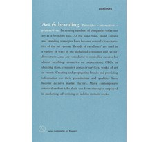 Art & branding. Principles – interaction – perspectives Art & branding.