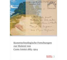 «Kunsttechnologische Forschungen zur Malerei von Cuno Amiet 1883–1914» 2015-01-90