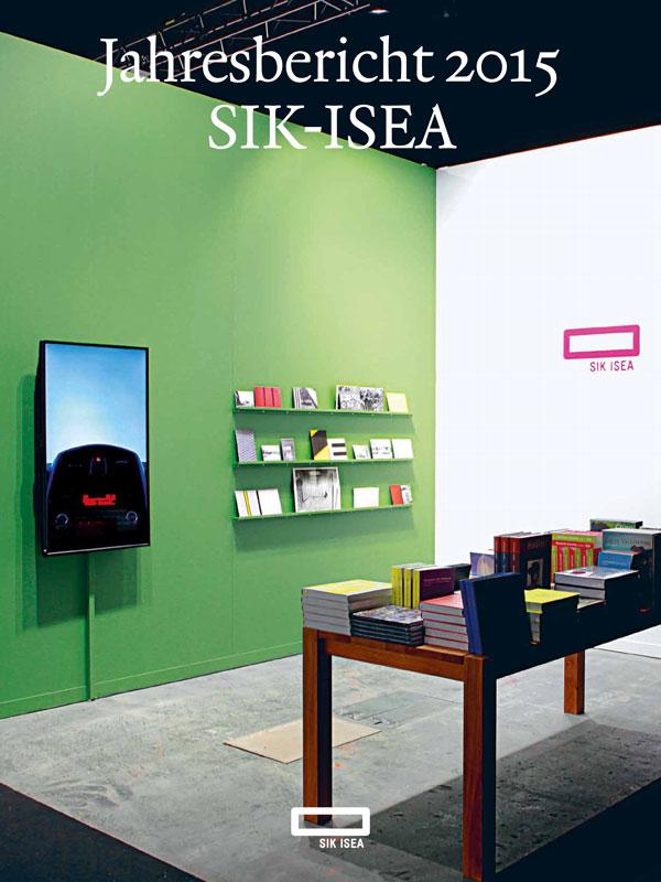 Jahresbericht 2015 SIK-ISEA 20160190