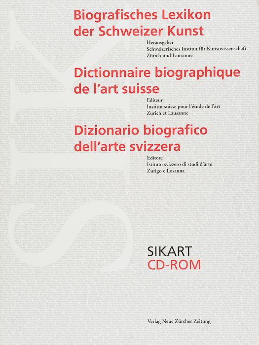 Biografisches Lexikon der Schweizer Kunst Unter Einschluss des Fürstentums Liechtenstein Biografisches Lexikon der Schweizer Kunst, Li