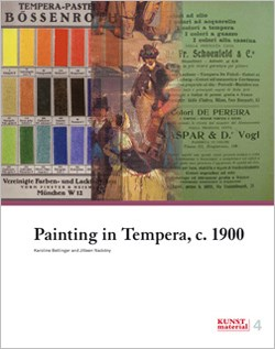 Painting in Tempera, c. 1900